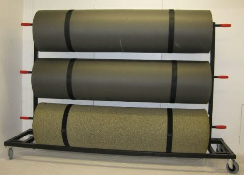 LAYOR 2 or 3 Mat Storage Units