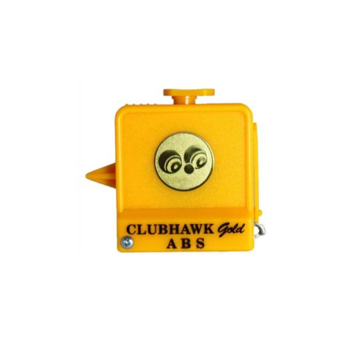 Clubhawk Bowls Measure - Yellow