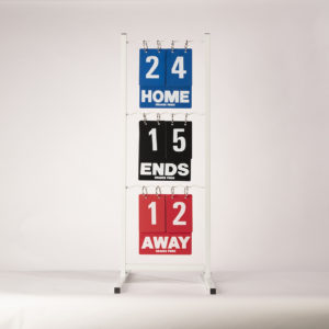 Drakes Pride Upright Double Sided Scoreboard