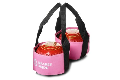 Drakes Pride - Two Wood Carrier - Pink