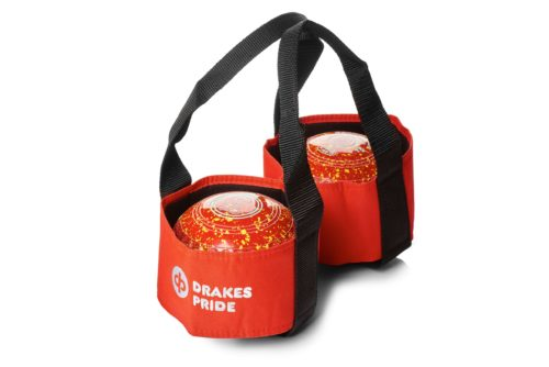 Drakes Pride - Two Wood Carrier - Red