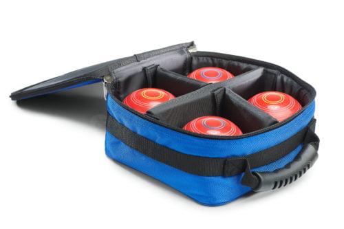 Drakes Pride Royal Blue Quattro Bag