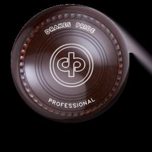 Drakes Pride Professional Bowl - Brown - 50 Dimple Grip