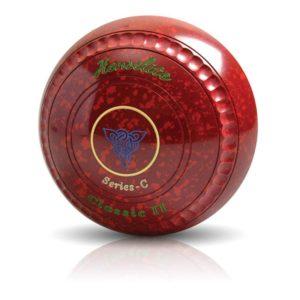 Henselite Classic II Ruby Rich Bowl