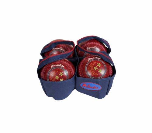 Henselite Four Bowls Carrier - Blue
