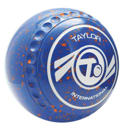 Taylor Inernational Blue/Red bowl