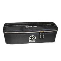 Taylor Three Bowl Compartment Case - Black