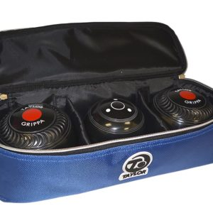 Taylor Three Bowl Compartment Case