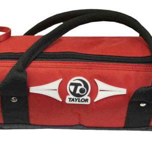 Taylor Four Bowl Cylinder Bag - Red