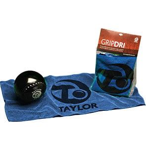 Taylor GripDri Cloth - Blue