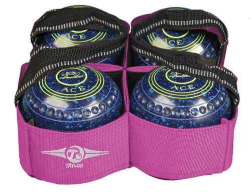 Taylor 4 Bowl Sling - Pink