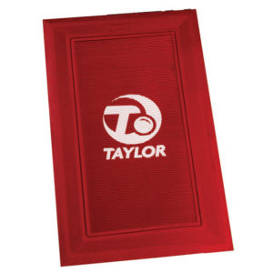 Taylor Delivery Mat - Red