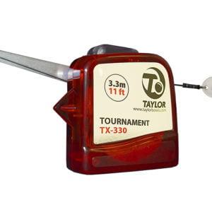Tournament TX Bowls Measure - Red