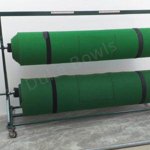 VERDE Roll Up & Handling Unit for 2 Short Mat Carpets