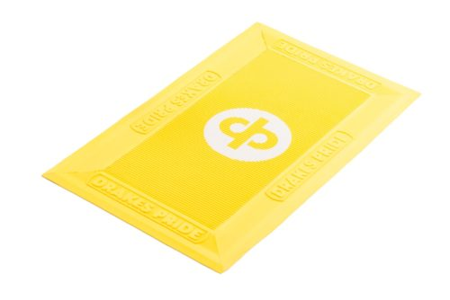 Drakes Pride Delivery Mat - Yellow