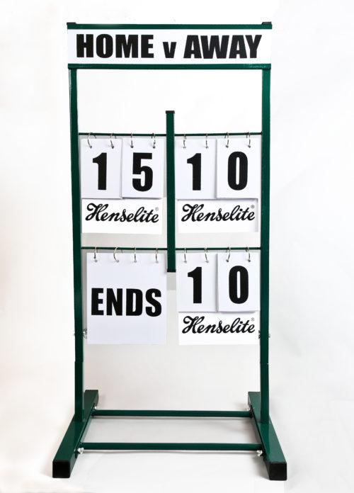 Henselite Upright Scoreboard