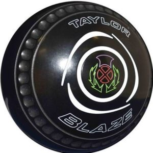Taylor Blaze Black Bowl