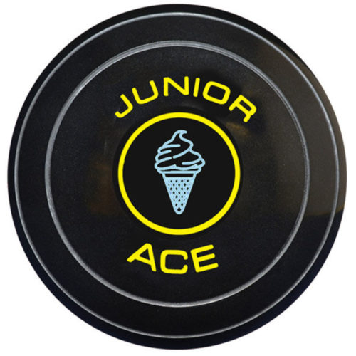 Taylor Junior Ace Black