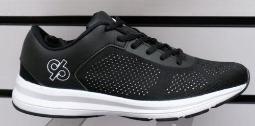 Drakes Pride Astro Bowls Shoe - Black