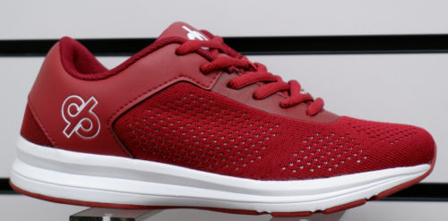 Drakes Pride Astro Bowls Shoe - Red