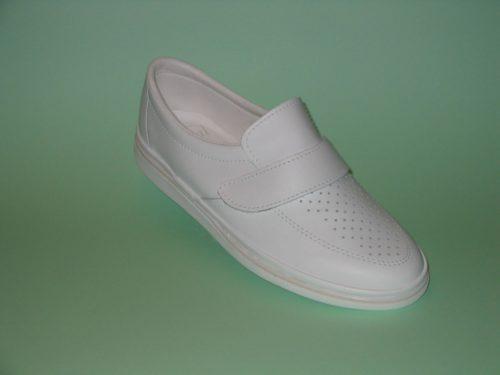 Royal Kerry Ladies Bowls Shoe - White