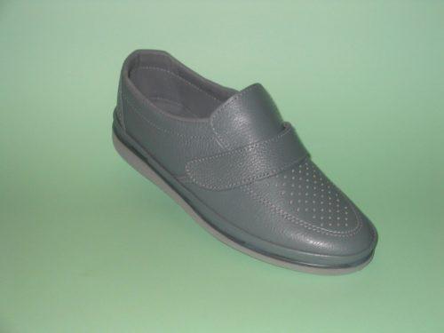 Royal Kerry Ladies Bowls Shoe - Grey